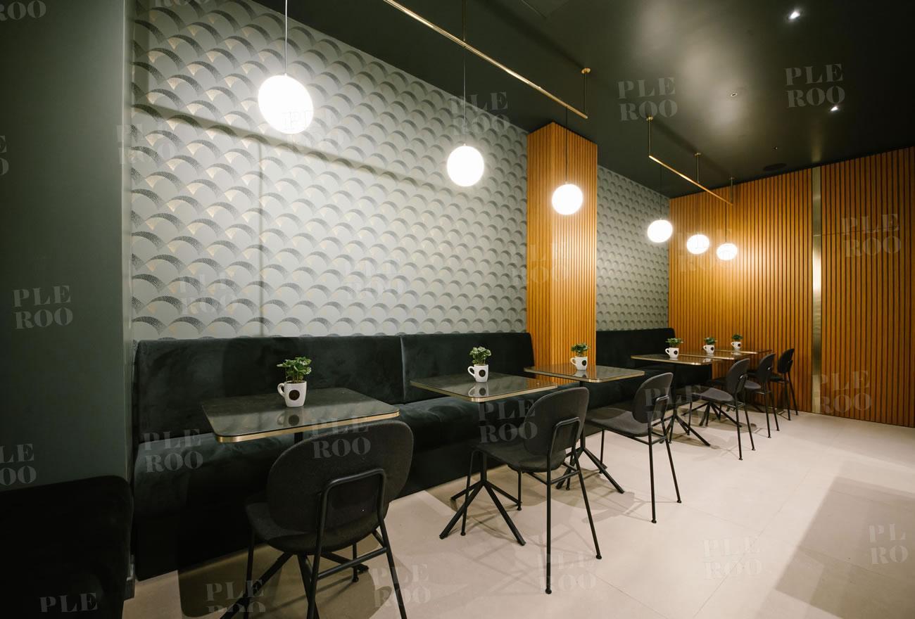 Aurelio caf pleroo - Interior design bari ...